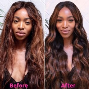 Hair Extension Spa Services