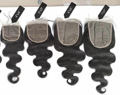 Lace Closure Size